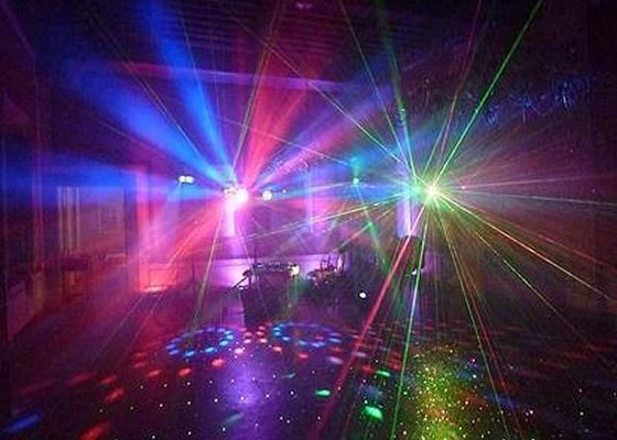 2 Hour Magic & Disco Show
